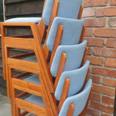 Stacking Benchairs